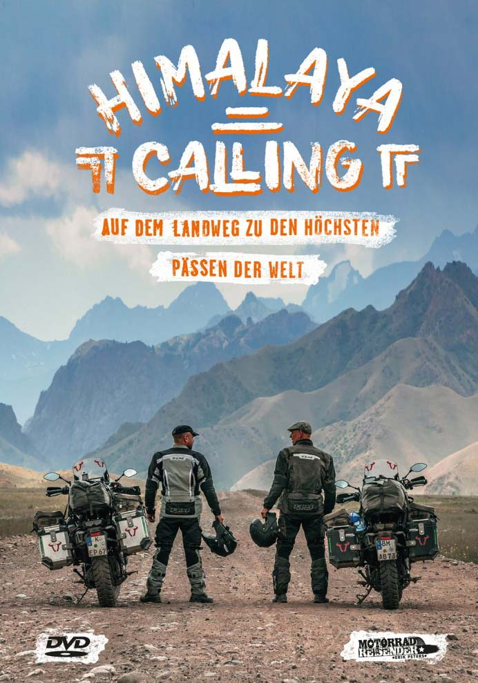 Erik Peters Himalaya Calling