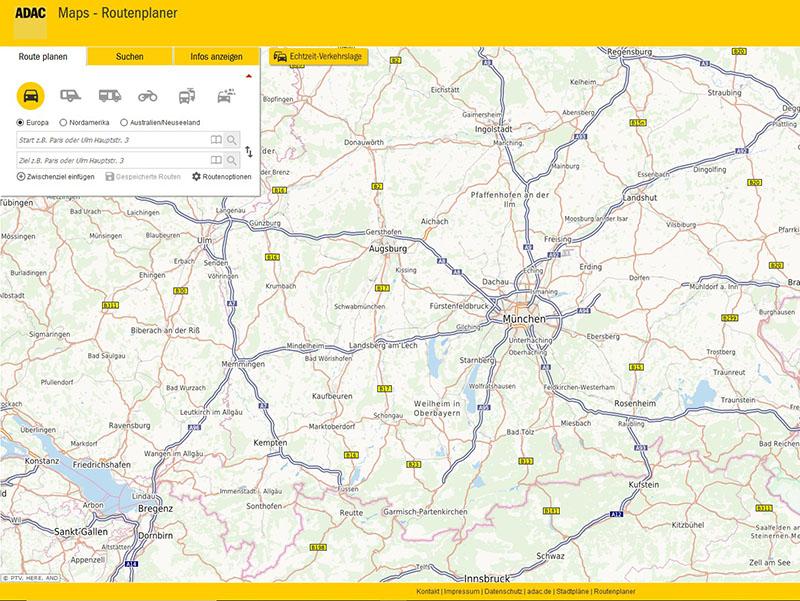 ADAC Routenplaner