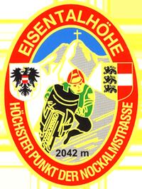 Nockalmstrasse Eisentalhöhe
