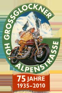 Grossglockner Hochalpenstrasse 75 Jahre