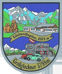 Grossglockner Hochalpenstrasse Edelweissspitze